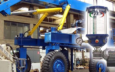Automatic Lubrication Systems for Construction Equipment